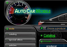 Site for AutoCarMobile